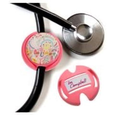 Boojee cuentas ramo funda estetoscopio para enfermera o médico