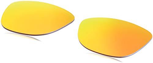 Oakley 102-797-011 Prizm Rubin Repl. Objektiv Frogskin Sonnenbrillen Objektive