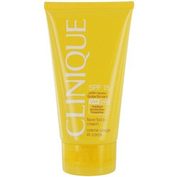 Sun von Clinique - SPF 15 Face/Body Cream 150 ml