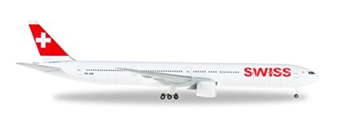 herpa-529136-swiss-international-air-lines-boeing-777-300er-fahrzeug-mehrfarbig