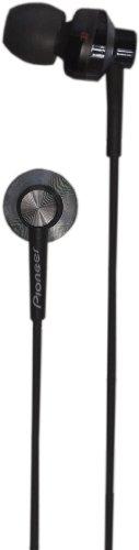 Pioneer In-Ear Kopfhörer, SE-CL522-K, klarer Klang und kraftvolle Bässe, Ohrhörer kabelgebunden (3,5mm Klinke), für Android, Windows und Apple Smartphones geeignet, Aluminium Design, schwarz thumbnail