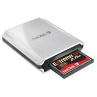 Sandisk FireWire Reader + Extreme IV CompactFlash 2GB Card Speicherkartenleser/Schreiber FireWire für CF I/II/IV