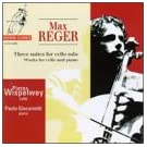 Reger - 3 Suites For Cello Solo
