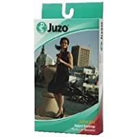 Juzo Attractive Thigh High w/ Silicone Lace Band 15-20mmHg Closed Toe, 2, Vanilla by Juzo preisvergleich bei billige-tabletten.eu