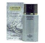 Lapidus pour Les Homme Coffret - 100 ml Eau de Toilette Vaporisateur + 100 ml Après-rasage Balm + 100 ml Shampoo
