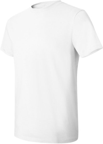 HanesHerren T-Shirt Weiß