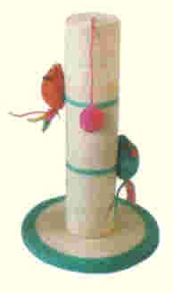 Elmato 10700 chat en sisal hauteur env. 48 cm