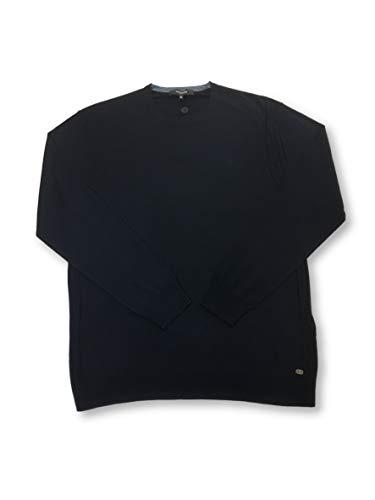 Roy Robson Knitwear in Dark Navy - XXL
