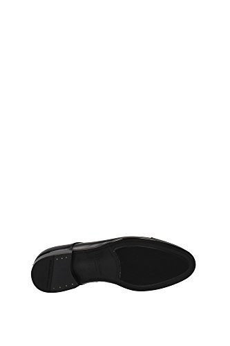 CA6833A109680999 Dolce&Gabbana Derby Femme Cuir Noir Noir