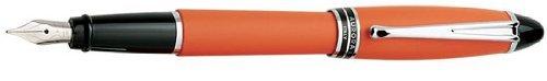Aurora Ipsilon Satin Orange Fine Point Fountain Pen - AU-B10O-F by Disney