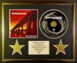 NICKELBACK/CD-Darstellung/Limitierte Edition/COA/THE LONG ROAD