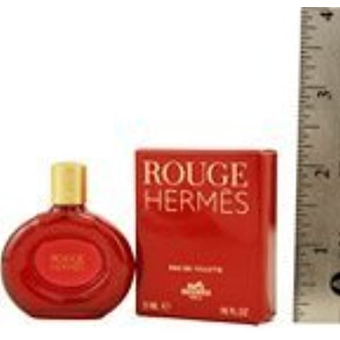 Rouge FOR WOMEN by Hermes - 0.14 oz EDT Mini by Hermes