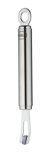 Rösle Ziseliermesser, Länge 16,5 cm, Edelstahl 18/10, spülmaschinengeeignet
