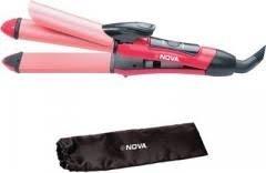 Hair line Nova NHS-800 Essential 2 in 1 Hair Straightener and Curler