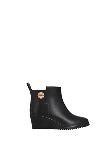 Nokian Footwear by Julia Lundsten - Stivali di gomma -Ankle Wedge- (Originals) [AW132] Nero