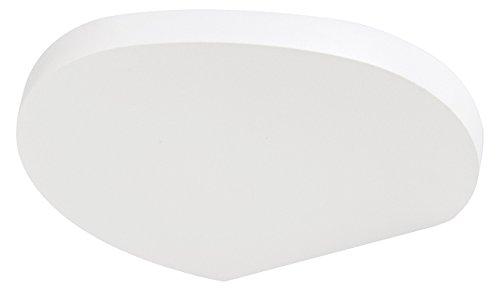 Sforzin ART 1669.14 Oleda Applique Métal Blanc