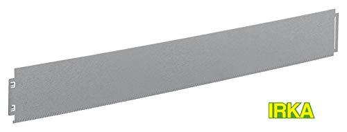 IRKA Rasenkante mit verstärkter Bodeneindringkante + klick-System + doppelter Korrosionsschutz + schmal 14 cm hoch