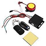 Kit antifurto per moto bici veicolo sistema di allarme telecomando 12V, anti-hijacking tagliare Remote Engine Start Arming