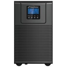Bundle POWERWALKER VFI 3000 TGB 3000VA + POWERWALKER BP S72T-12x9Ah 72V externes Akkupack Fuer VFI 3000 TGB/TGS