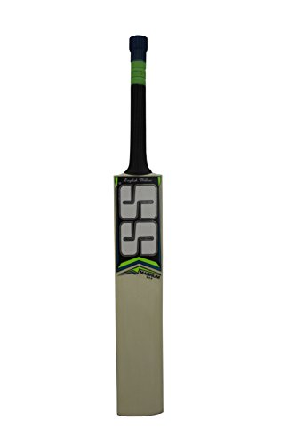 SS Magnum English Willow Cricket Bat, Size 6 (Color may...