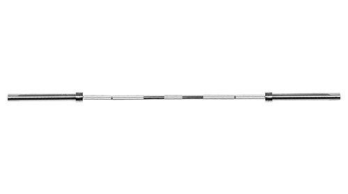 AMAYA SPORT Barra olímpica Ø 29,5 mm. 20 Kg. 2,13 m