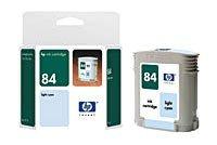 HP Inc. Ink Cart. Light Cyan No.84 69 ml., 383HPC5017A (69 ml.)