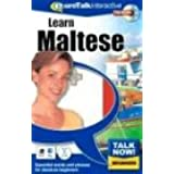 Talk Now Learn Maltese: Essential Words and Phrases for Absolute Beginners (PC/Mac)
