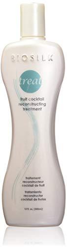 Biosilk Treat - Cocktail de Fruit Traitement Réparateur 12 Oz / 350 ml - pour Femme