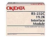 OKI RS-232C serielle Schnittstelle - Rs-232c-schnittstelle