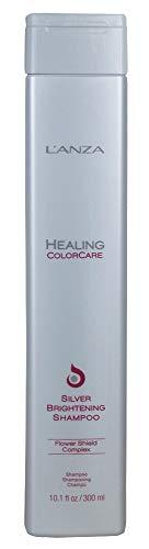 L'ANZA 40610C Healing ColorCare Silver Brightening Shampoo (Shampoo Silver Brightening)