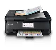 Canon PIXMA TR8570 All in One Inkjet Printer 4.3 Touch Screen Auto Duplex,FAX