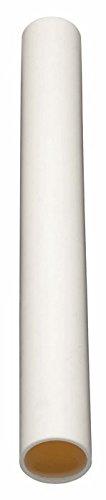 CoorsTek 66455-C-36 0000 Alumina process tube, closed one end, 1