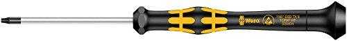 1567 Torx HF Kraftform Micro Schraubendreher mit Haltefunktion , TX 8 x 60 mm, Wera 05030404001