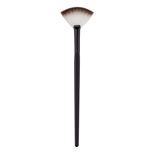 Xuxuou Make-up Pinsel Fächerförmige Bürste Makeup Bürsten Augen Make-Up Gesichtspinsel 1 Stück