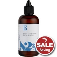 Bloom And Blossom Baby Gentle Scalp Oil 100ml by Bloom And Blossom