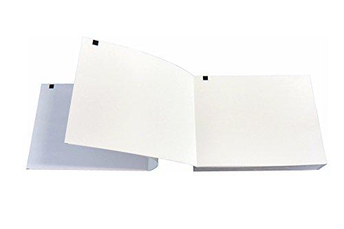 EKG-Thermopapier in Faltlage zu Spacelabs 307568/ Gould CL-213688