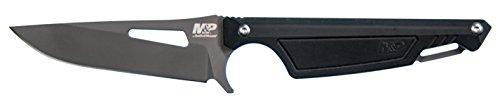 Smith and Wesson 105209 M und P Shield Messer Gürtelmesser M&P | Klingenlänge: 8,2 cm | GFK-Griff, mehrfarbig