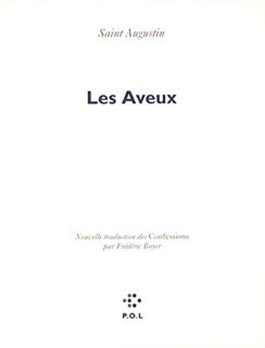 Les Aveux par Saint Augustin