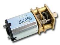 CEBEKIT CEBEK C6064 Micro Motor Reductor, Amarillo