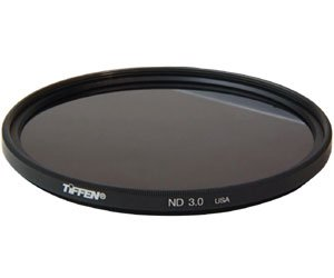 Tiffen ND3.0 Neutral-Grau-Filter (58mm, Blendestufe 10)