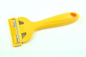 linic-uk-made-window-scraper-removes-paint-from-windows-yellow-s7377-free-uk-postage