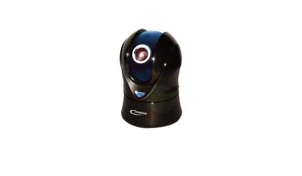 Typhoon 50949 Motion CAM Webcam, PC/Mac, Face Tracking: Amazon.co.uk