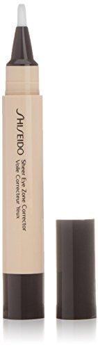Shiseido sheer eye zone corrector 101