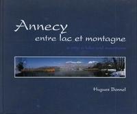Annecy entre lac et montagne