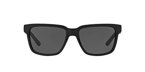 Armani Exchange AX 4026s Sonnenbrille 812287schwarz matt schwarz 56-17-140