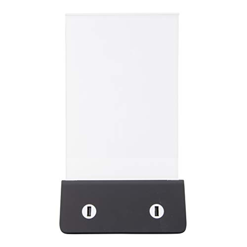Display porta menu' a5 con powerbank securit PFT-PWB 8717624249570