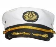 Sea Captain Hat - Hat Sailor Captain cap With Peak for