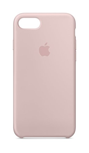 Apple Silikon Case (iPhone 8 / iPhone 7) - Sandrosa