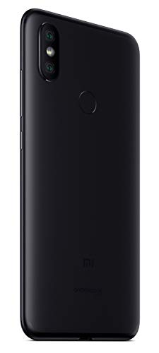 Mi A2 (Black, 4GB RAM, 64GB Storage)