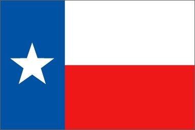 Texas Drapeau 5 'x3'